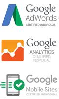Certificaciónes oficiales de Google